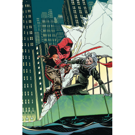 RED HOOD OUTLAW 35