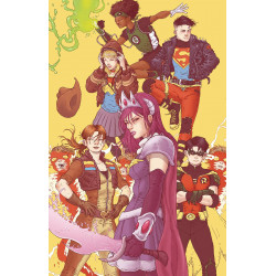 YOUNG JUSTICE 6 VAR ED