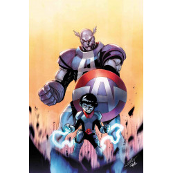 AGE OF X-MAN APOCALYPSE AND X-TRACTS 4