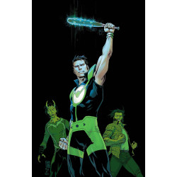 WOLVERINE INFINITY WATCH 5