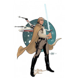STAR WARS AOR LUKE SKYWALKER 1