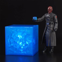 RED SKULL & ELECTRONIC TESSERACT MARVEL STUDIOS THE FIRST TEN YEARS MARVEL LEGENDS ACTION FIGURE 15