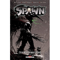 SPAWN TOME 17 : TRANSFORMATIONS