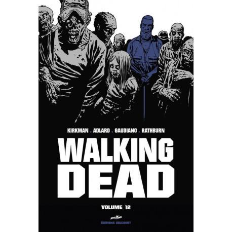"""WALKING DEAD PRESTIGE VOLUME 12 - WALKING DEAD """"PRESTIGE"""" - T12"""