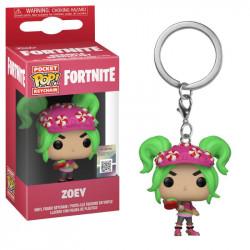 ZOEY FORTNITE POCKET POP! GAMES VYNIL KEYCHAIN