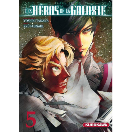 LES HEROS DE LA GALAXIE - TOME 5 - VOL5