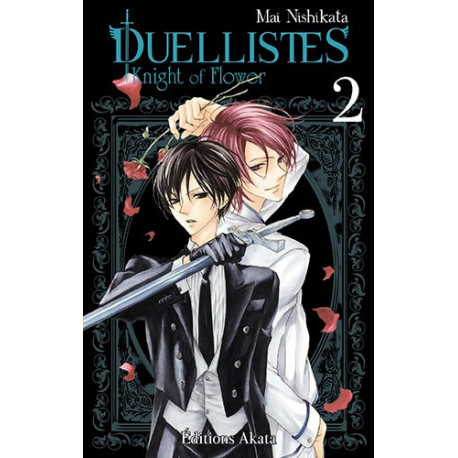 DUELLISTES, KNIGHTS OF FLOWERS - TOME 2 - VOL02