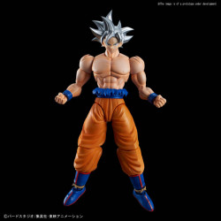 GOKU ULTRA INSTINCT DRAGON BALL SUPER MODEL KIT FIGURE RISE STANDARD