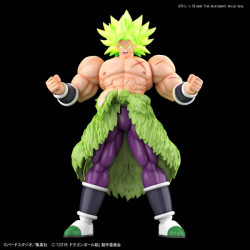 SUPER SAIYAN BROLY FULL POWER DRAGON BALL SUPER MODEL KIT FIGURE RISE STANDARD