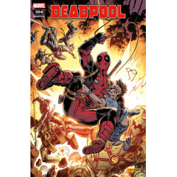 DEADPOOL (FRESH START) N 4