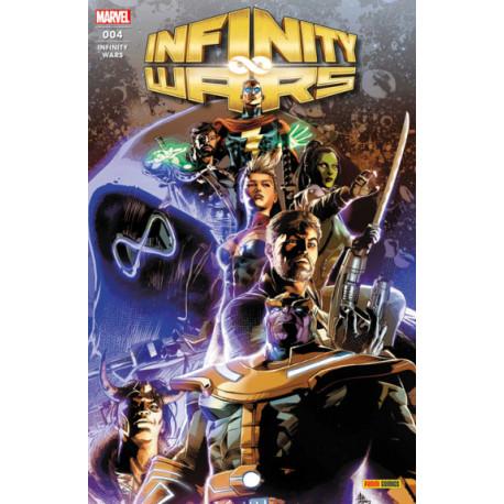 INFINITY WARS (FRESH START) N 4