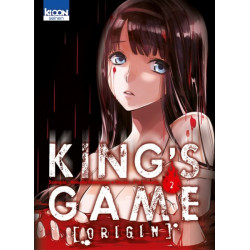 KING'S GAME ORIGIN T02 - VOL02