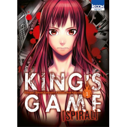 KING'S GAME SPIRAL T01 - VOL01