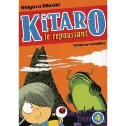 KITARO LE REPOUSSANT TOME 4