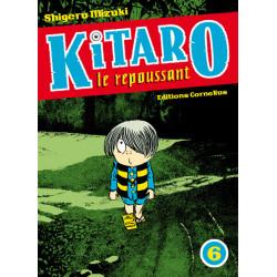 KITARO LE REPOUSSANT TOME 6