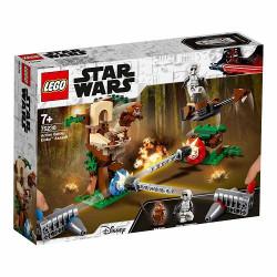 ACTION BATTLE ENDOR ASSAULT STAR WARS LEGO BOX 75238