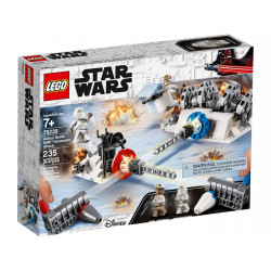ACTION BATTLE HOTH GENERATOR ATTACK STAR WARS LEGO BOX 75239