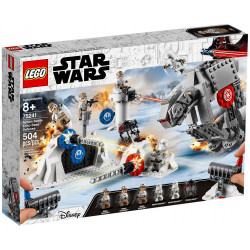 ACTION BATTLE ECHO BASE DEFENSE STAR WARS LEGO 75241