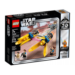 ANAKIN PODRACER STAR WARS 20TH ANNIVERSARY EDITION 75258