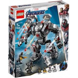 WAR MACHINE BUSTER AVENGERS ENDGAME MARVEL SUPER HEROES LEGO 76124