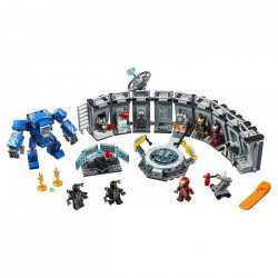 IRON MAN HALL OF ARMOUR AVENGERS ENDGAME MARVEL SUPER HEROES LEGO 76125