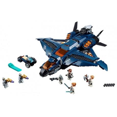 AVENGERS ULTIMATE QUINJET AVENGERS ENDGAME MARVEL SUPER HEROES LEGO 76126
