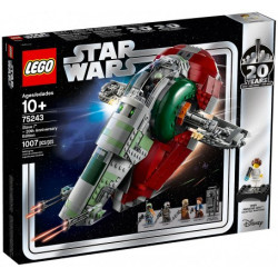 SLAVE ONE STAR WARS 20TH ANNIVERSARY LEGO 75243