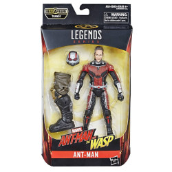 ANT-MAN BEST OF AVENGERS INFINITY WAR MARVEL LEGENDS ACTION FIGURE