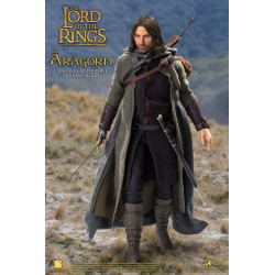 ARAGORN LORD OF THE RINGS REAL MASTER SERIES 1/8 SCALE DELUXE COLLECTIBLE FIGURE