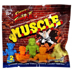 STREET FIGHTER 2 MUSCLE BLIND BAG FIGURE