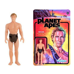 TAYLOR PLANET OF THE APES REACTION FIGURE 10 CM