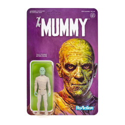 THE MUMMY UNIVERSAL MONSTERS REACTION FIGURE