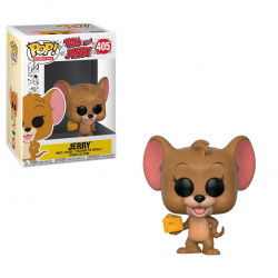JERRY FROM TOM AND JERRY LOONEY TUNES FUNKO POP! VYNIL