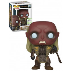 GRISHNAKH THE LORD OF THE RINGS POP! MOVIES VYNIL FIGURE