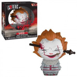 PENNYWISE WROUGHT IRON HORROR DORBZ VINYL FIGURE