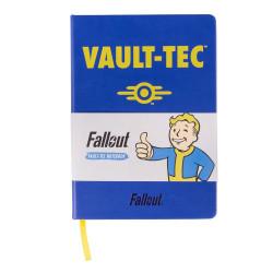 VAULT TEC FALLOUT A5 NOTEBOOK