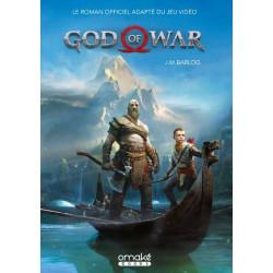 GOD OF WAR - LE ROMAN OFFICIEL DU JEU VIDEO