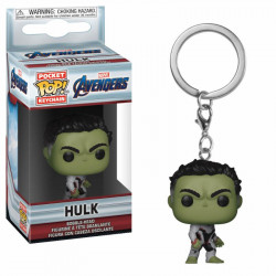 HULK AVENGERS ENDGAME MARVEL POCKET POP! KEYCHAIN