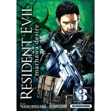 RESIDENT EVIL - TOME 3 - VOL3