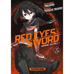 RED EYES SWORD - AKAME GA KILL ! - TOME 5 - VOL5