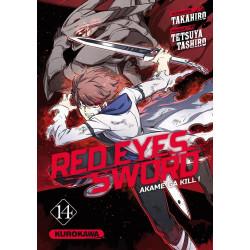 RED EYES SWORD - AKAME GA KILL ! - TOME 14 - VOL14