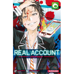 REAL ACCOUNT - TOME 6 - VOL6