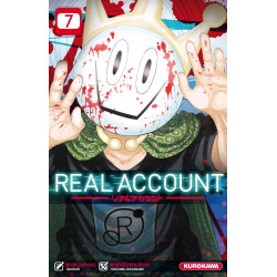 REAL ACCOUNT - TOME 7 - VOL7