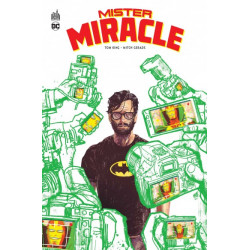 MR MIRACLE - DC DELUXE