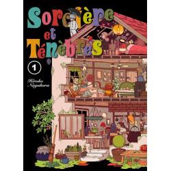 SORCIERE ET TENEBRES - TOME 1 - VOL01