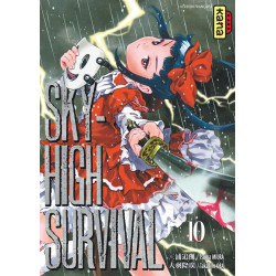 SKY-HIGH SURVIVAL, TOME 10