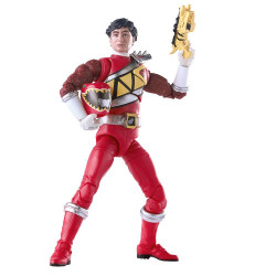 Red Ranger Power Rangers Lightning Collection Dino Charge action figure
