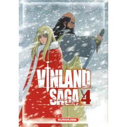 VINLAND SAGA - TOME 4