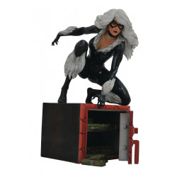 BLACK CAT MARVEL COMIC GALLERY STATUETTE 23 CM