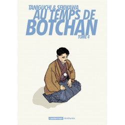 AU TEMPS DE BOTCHAN - T4